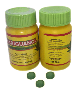 Mariguanol pills