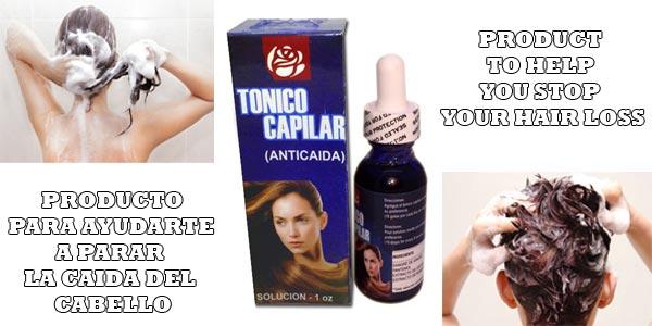 Capillary tonic